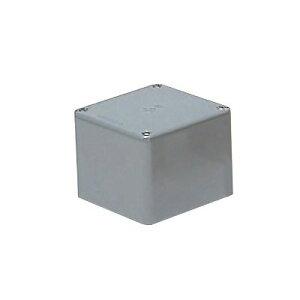 レビュー投稿で次回使える2000円クーポン全員にプレゼント未来工業防水プールボックス平蓋正方形ノックなし600×600×600グレーPVP-6060A【生活家電他】