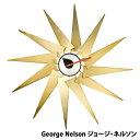 【代引不可】ジョージネルソン ネルソンクロック タービンクロック ミッドセンチュリー デザイナーズ リプロダクト 時計 クロック