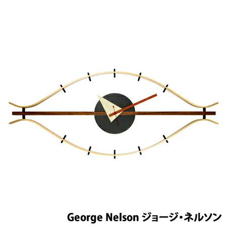 ジョージネルソン ネルソンクロック アイクロック ミッドセンチュリー デザイナーズ リプロダクト 時計 クロック