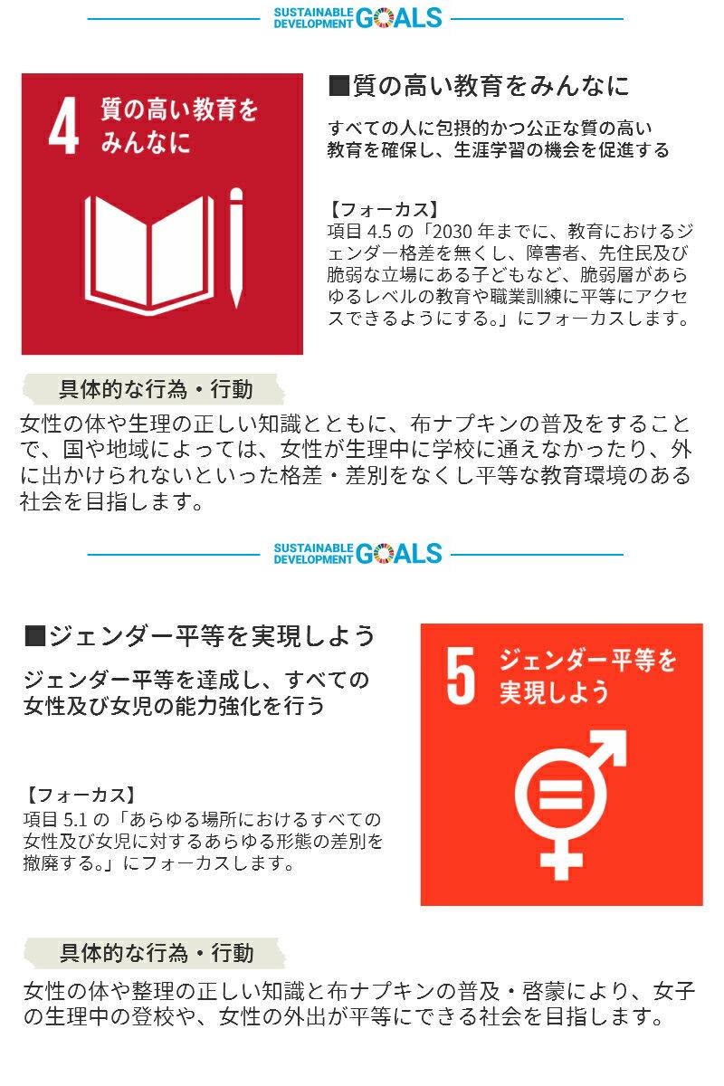 SDGs 質の高い教育をみんなに ジェンダー平等を実現しよう