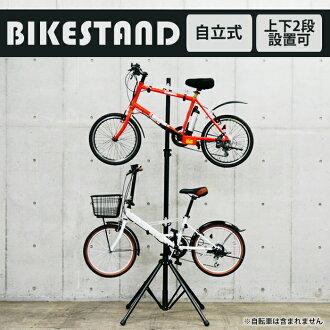 自行車架 (獨立) EF-BS-01A 室設置內部存儲顯示自行車衣架自行車機架