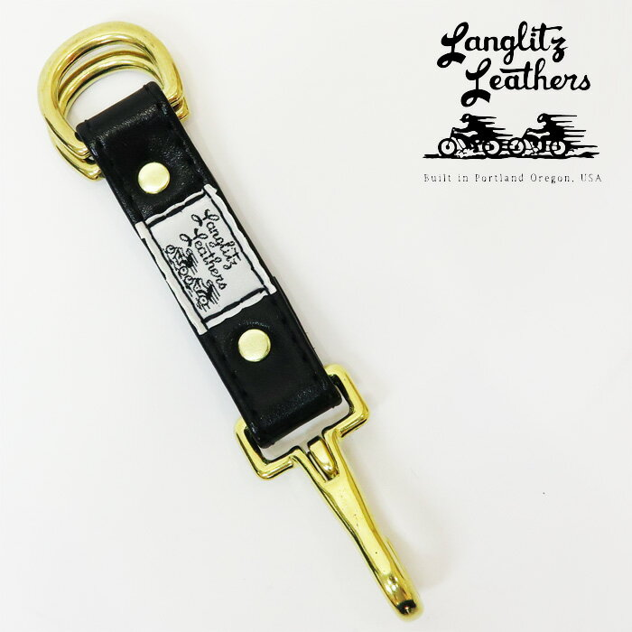 財布・ケース, キーホルダー・キーケース  Langlitz Leathers T T-Strap