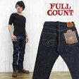 フルカウント FULLCOUNT 1101 ジーンズ デニム ミドルストレート ジーパン (27〜38インチ)
