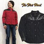 フラットヘッド THE FLAT HEAD ウェスタン ダウンシャツジャケット 中綿 FDJ-007