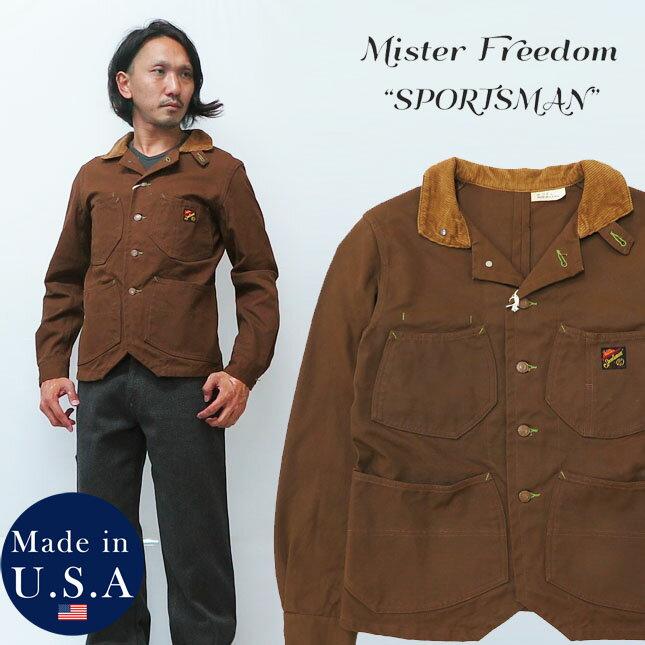 メンズファッション, コート・ジャケット SUGAR CANE MADE IN U.S.A Mister Freedom MFSC SC14238