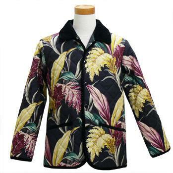 SUNSURF サンサーフ ハワイアンキルティングリバーシブルジャケット
