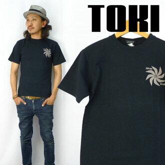 TOKI S/ST 셔츠 「 잎 풍차 」