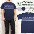 MANASTASH マナスタッシュ 半袖 Tシャツ ポケット マウンテン プリント COOL MAX Mt. TEE 7163089