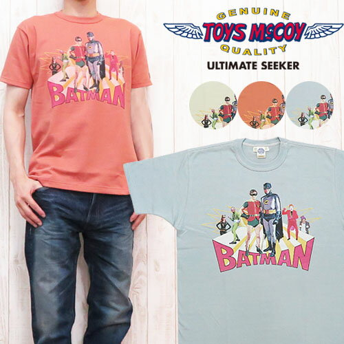 トップス, Tシャツ・カットソー  BATMAN TEE BATMAN ROBIN vs VILLAINS TMC1649