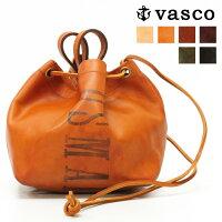 バスコ VASCO 3ウェイ レザー 巾着 ミニトート バッグ スモールサイズ LEATHER MAIL PURSE BAG-SMALL VS-212L 【2020年 春夏 新作】