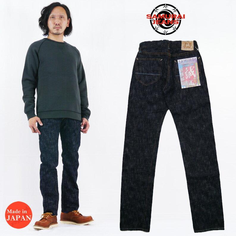 メンズファッション, ズボン・パンツ  SAMURAI JEANS S710SXJ-SSG 18oz