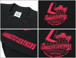 ラングリッツレザーズ Langlitz Leathers 長袖 プリント Tシャツ LL-LS-286 【2019年 秋冬 新作】