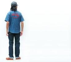 SUGARCANEシュガーケーン半袖ジーンコードワークシャツチェーン刺繍JEANCORDWORKSHIRTSC38461【2020年春夏新作】