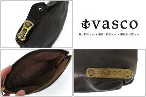 バスコ VASCO レザー ポーチ 手染め 丘染め MADE IN JAPAN ヴァスコ VS-800L