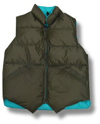 North by Northwest Vest: Brown