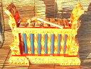 本格的なガムラン青銅琴バリガムラン【ガンサ】☆7鍵