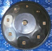 ハング・ドラム(BaliHandPan)《DGurdu》〜硬質カバー/ケース付き〜