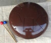 タンクドラム(ハピ・ドラム)〜ブラウン〜=インドネシア製=