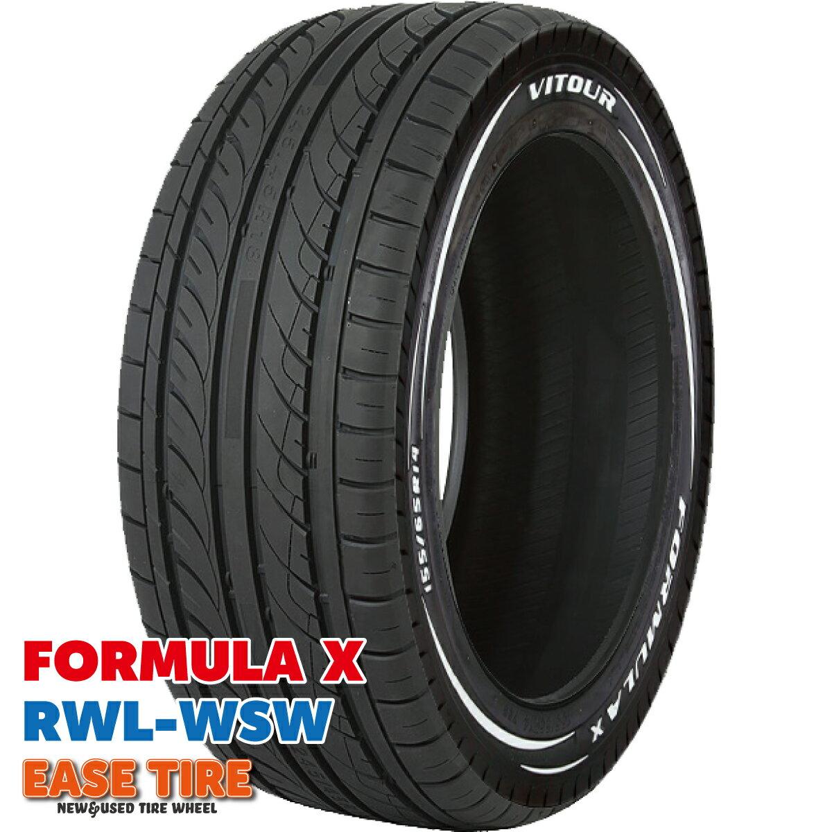 タイヤ・ホイール, サマータイヤ 22565R17 102V VITOUR FORMULA X RWL WSW 1 4