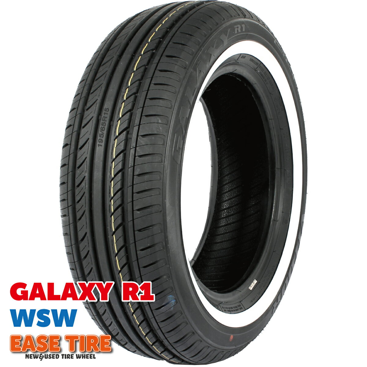 タイヤ・ホイール, サマータイヤ 20565R15 94H VITOUR GALAXY R1 WSW 1 4