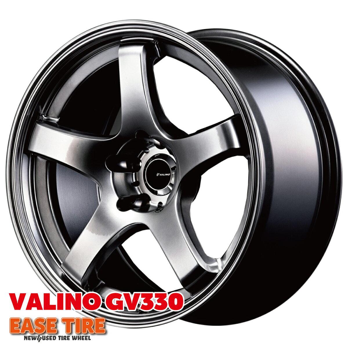 タイヤ・ホイール, ホイール 179.5J 0 114.3 5H VALINO GV330 1 4