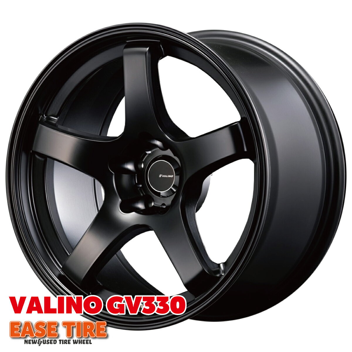 タイヤ・ホイール, ホイール 189.5J 12 114.3 5H VALINO GV330 1 4