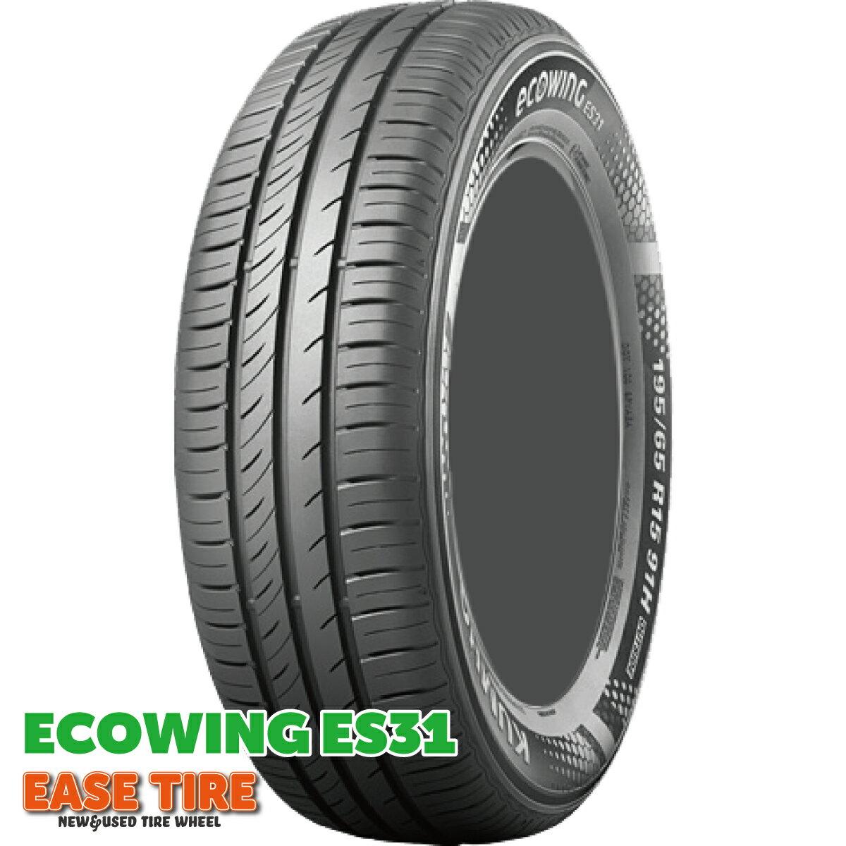 タイヤ・ホイール, サマータイヤ 17565R14 KUMHO ECOWING ES31 1 4