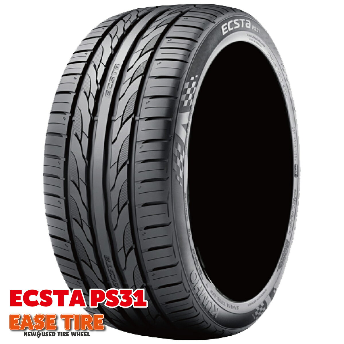 タイヤ・ホイール, サマータイヤ 23550R18 KUMHO ECSTA PS31 1 4