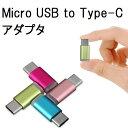 タイプC microUSB 変換...