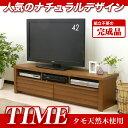大人気商品 シンプルデザイン 引出し 52インチ対応 テレビ...