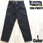 フェローズサイドポケットデニムワークパンツPherrow'sEASYNAVY19W-PWCP1国産日本製メンズアメカジあす楽送料無料