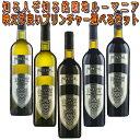 【スーパーSALE半額50%OFF】【送料無料】【あす楽対応】【ルーマニアワインセット】南アフリカ出身醸造家が東欧の秘境ルーマニアで造る!ドメニーレトハニ プリンチャー 選べる5本セット