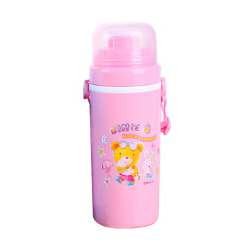 【あす楽対応】 水筒 子供 直飲み 可愛い キッズ水筒 がぶ飲み水筒 直飲み 子供用水筒 380ml ピンク ブルー 05P03Dec16
