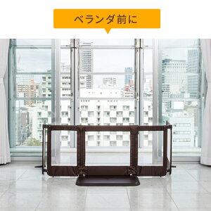 日本育児おくだけとおせんぼスマートワイドベビーゲート置くだけ
