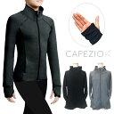 【カペジオ】10973Wウォームアップジャケット ジュニア&大人用 バレリーナ用ウォームアップ...
