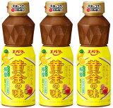 黄金の味 さわやか檸檬 355g 3本セット エバラ
