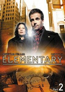 【送料無料】【期間限定特別価格】エレメンタリー ホームズ&ワトソン in NY DVD−BOX Part2