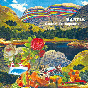 【送料無料】Czecho No Republic/MANTLE(初回限定盤)(DVD付)