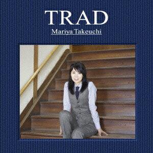 【送料無料】竹内まりや/TRAD(初回限定盤)(DVD付)