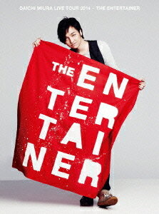 三浦大知/DAICHI MIURA LIVE TOUR 2014−THE ENTERTAINER(Blu−ray Disc)