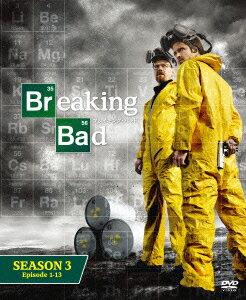 【送料無料】【期間限定特別価格】ブレイキング・バッド シーズン3 BOX