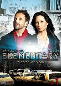 【送料無料】エレメンタリー ホームズ&ワトソン in NY シーズン2 DVD−BOX Part 1