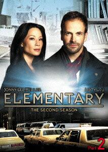 【送料無料】エレメンタリー ホームズ&ワトソン in NY シーズン2 DVD−BOX Part 2
