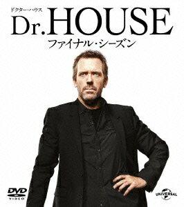 【送料無料】【今だけ!特別価格!】Dr.HOUSE/ドクター・ハウス:ファイナル・シーズン バリ...