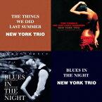 ニューヨーク・トリオ/The Best Coupling Series 過ぎし夏の思いで/夜のブルース
