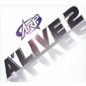 ARP/A'LIVE2(初回生産限定盤)[スマプラ対応]