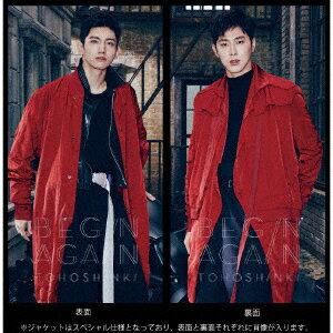 東方神起/FINE COLLECTION 〜Begin Again〜(初回生産限定盤B)(DVD付)[スマプラ対応]