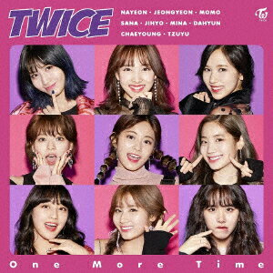 TWICE/One More Time(通常盤)