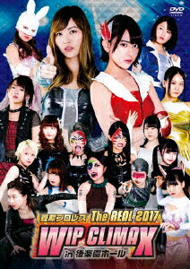 AKB48/他/豆腐プロレス The REAL 2017 WIP CLIMAX in 8.29 後楽園ホール