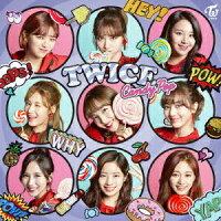 TWICE/CandyPop(通常盤)